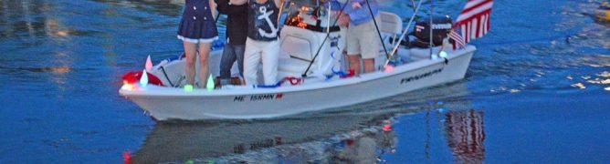 Kennebunkport Maritime Boat Parade
